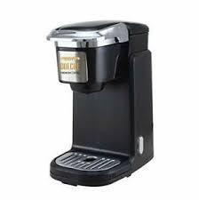 Dolché ONE, Machine for American Coffee Pods, Keurig K-Cups 220 VOLTS NOT FOR USA