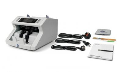 Safescan 2210 UV Bank Note Counter Counterfeit Detection for Speed 1000 notes/min 220 VOLTS NOT FOR USA