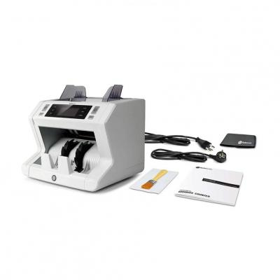 Safescan 2665S Automatic Bank Note Counter with Triple Counterfeit Detection 220 VOLTS NOT FOR USA
