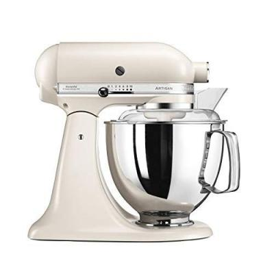 KitchenAid Artisan 5KSM175PSELT (Cafe Latte) 5 Qt.Stand Mixer with two bowl 220 VOLTS NOT FOR USA