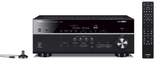 Yamaha RX-V685 – Alexa compatible MusicCast AV receiver with Wi-Fi and Bluetooth – 7.2 Dolby Atmos – Black 220-240 VOLTS NOT FOR USA