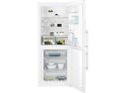 Electrolux EN7000W1 Bottom Freezer Refrigerator 220-240 Volt, 50 Hz NOT FOR USA