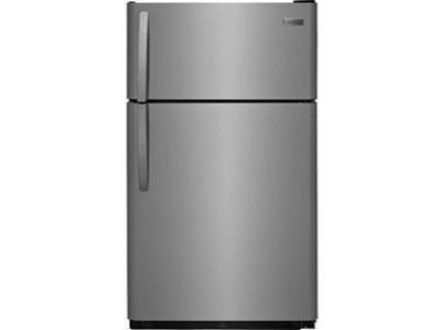 Frigidaire by Electrolux FRTM18V18UKS Top Mount Refrigerator 220-240 Volt, 50 Hz NOT FOR USA