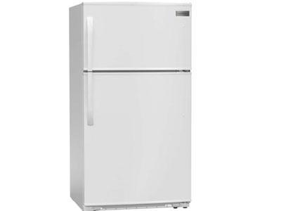 Frigidaire by Electrolux FRTM21V18EUW Top Mount Refrigerator 220-240Volt, 50Hz NOT FOR USA