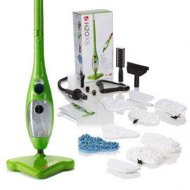 H2O X5 206129 Steam Cleaning System - Green 220 volts NOT FOR USA