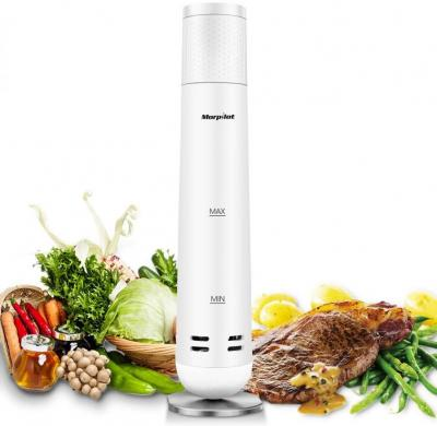 MORPILOT SOUS VIDE, IMMERSION CIRCULATOR, SOUS VIDE VACUUM HEATER, 1200W 220 VOLTS NOT FOR USA