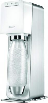 sodastream Power 1019811440, metal, White 220 VOLTS (NOT FOR USA)