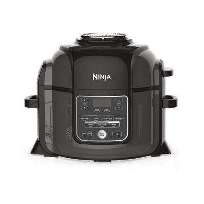 Ninja OP300 ELECTRIC Food Pressure and Multi-Cooker, Black 220 volts NOT FOR USA