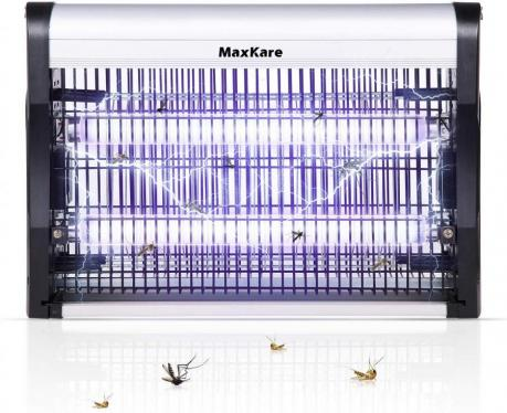 MaxKare Fly Bug Zapper Electric Mosquito Killer Lamp with UV Light Attract (20W), 220VOLT (NOT FOR USA)