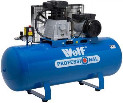 Wolf Dakota 14CFM MWP 150L Air Compressor 230v 150psi Belt Driven Twin Cylinder Pump 220 VOLTS NOT FOR USA