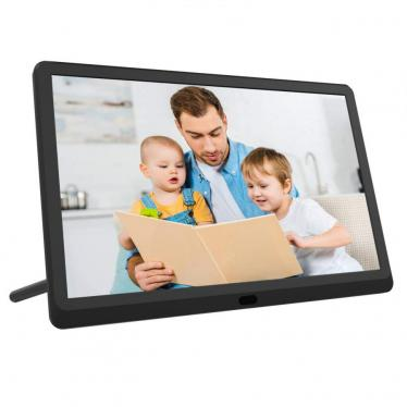 East Point Digital Photo Frame 10 inch, 1920x1080 Full HD 16:10 IPS Display Video Player, Calendar, Alarm, Timer with Remote Control, USB and SD Card, 220VOLT (NOT FOR USA)