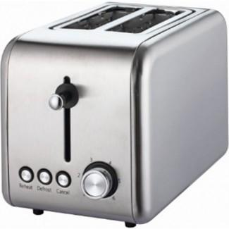 Frigidaire FD3112 220 Volts Stainless Steel Toaster 220-240 VOLTS (NOT FOR USA)