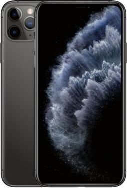 Apple iPhone 11 Pro Max, 64GB, UNLOCKED, Space Gray, Silver, Gold, Midnight Green