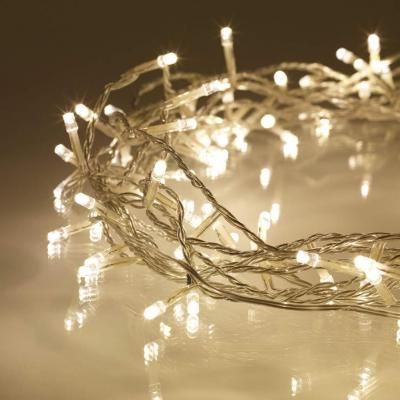 Indoor Fairy Lights 16m SLF-200-YWC 200 Warm White LED, 220VOLT (NOT FOR USA)