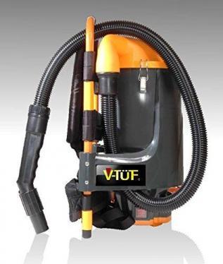 Hoover V-TUF VT1000 Industrial Backpack  Vacuum Cleaner, 220VOLT(NOT FOR USA)