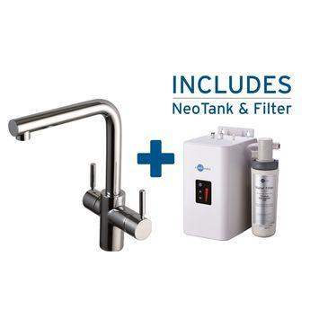 Insinkerator 3N1 Steaming Hot Water Tap 220-240 VOLTS (NOT FOR USA)