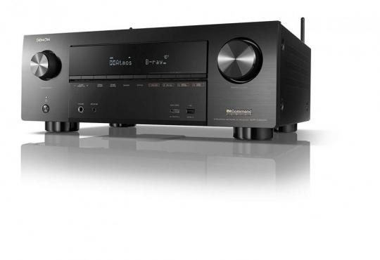 Denon AVR-X3600HBKE2 UHD AV Receiver (2019 Model) - 9.2 Channel 220 volts NOT FOR USA