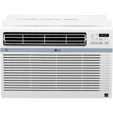 LG LW1217ERSM 12,000 BTU 115V Window-Mounted Air Conditioner with Wi-Fi Control 110 volts ONLY FOR USA