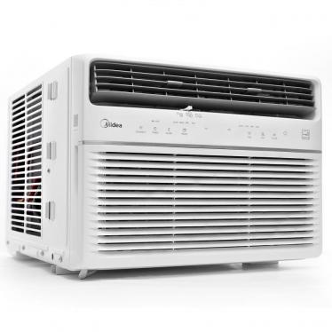 Midea MAW12S1YWTE 12,000 BTU Room Window Air Conditioner, Remote Control, Energy Star w/Wifi & Voice Control 110 volts ONLY FOR USA