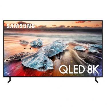 "SAMSUNG Q900 QA82Q900 82"" QLED 8K MultiSystem  Smart TV 110-220 NTSC-PAL"