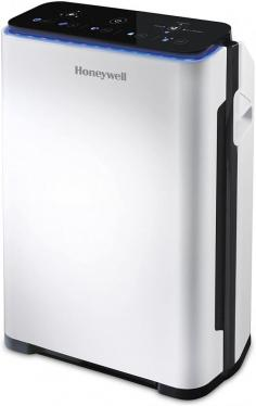 Honeywell HPA710WE Premium Air Purifier with Smart LED Air Quality Sensor, 33 W 220 volts NOT FOR USA