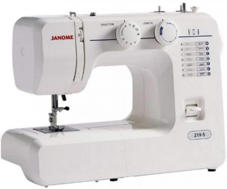 Janome 219S Sewing Machine 220 Volts NOT FOR USA