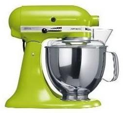 KitchenAid 5KSM1750PSEGA ARTISAN (GREEN APPLE) FOR 220 VOLTS