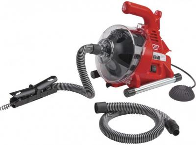 RIDGID PowerClear 59143 Pipe Cleaning Machine 220-240 VOLTS (NOT FOR USA)