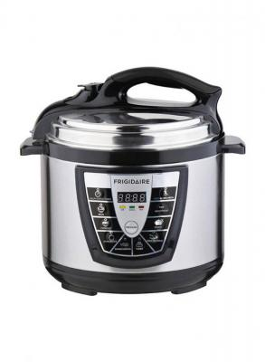 Frigidaire FDPC1006 Stainless Steel 6 Liter Pressure Cooker 220 VOLTS NOT FOR USA