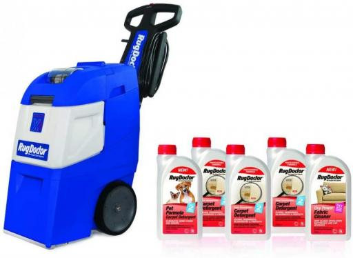 Rug Doctor X3 Professional Carpet Cleaner 220 VOLTS NOT FOR USA