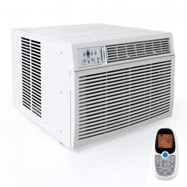 MIDEA MID-MWA25ER72 25,000 BTU WINDOW AIR CONDITIONER With Heater REMOTE CONTROL 220V/60HZ ONLY FOR USA
