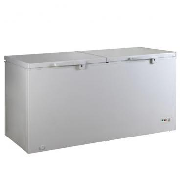 Midea MFDC18A4W 18.2 Cu ft Chest Freezer 220V/50HZ NOT FOR USA