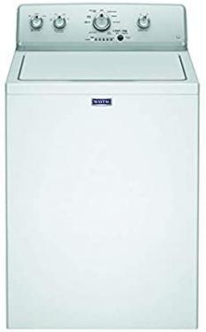 Maytag 3LMVWC415FW High Efficiency Top-Load Washer 220 Volts 50Hz 220 VOLTS NOT FOR USA