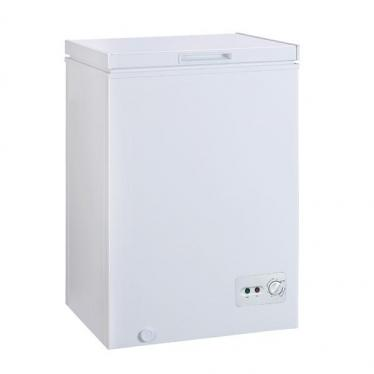 Midea MID-MFDC04A4W Compact Freezer Dual Action With White PCM Inner Liner 220 VOLTS NOT FOR USA