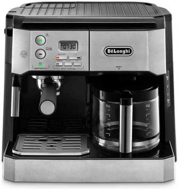 De'Longhi BCO431.S Combi Coffee Machine,Traditional Pump Espresso 220 VOLTS NOT FOR USA