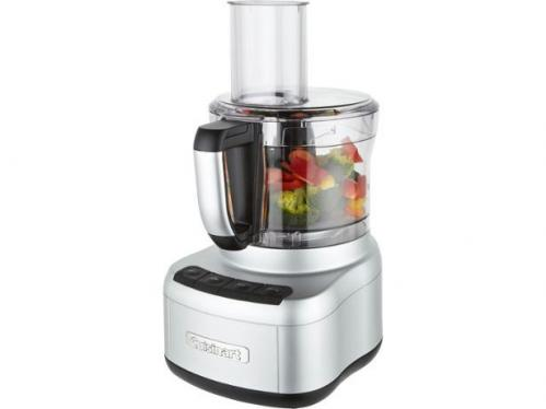 Cuisinart FP8U Easy Prep Pro | 2 Bowl Food Processor With 1.9L Capacity Stainless Steel 220 VOLTS NOT FOR USA