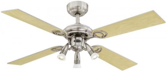 Westinghouse 7211840 Ceiling Fan A++ to E 220 VOLTS NOT FOR USA