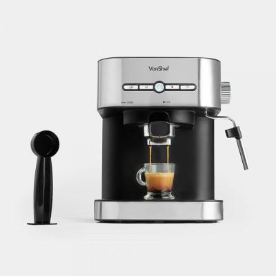 Vonshef 2000103 Pro espresso machine 15 Bar 220 VOLTS NOT FOR USA