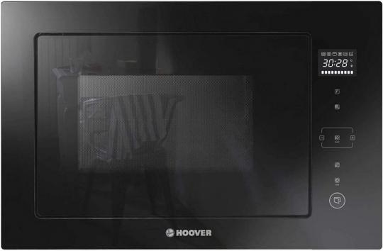 Hoover HMBG25/1GDFB Integrated Microwave with Grill, 25 Litres 220 VOLTS NOT FOR USA