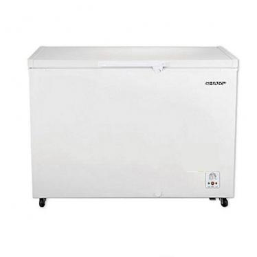 Sharp SCF-K580 580 Liter Chest Freezer - 220 Volt 240 Volt 50 Hz NOT FOR USA