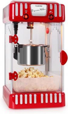 Klarstein Volcano Popcorn Maker, Retro Design 220 VOLTS NOT FOR USA