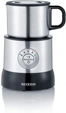 SEVERIN SM 3583 Induction Milk Frother Black 220 VOLTS NOT FOR USA