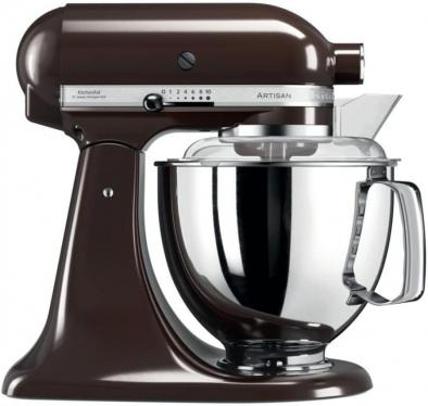 KitchenAid 5KSM175PSEES 5 QT. STAND MIXER (Espresso) WITH TWO BOWLS 220 VOLTS NOT FOR USA