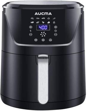 Aucma Hot Air Fryer 4L Digital LED Touch Screen 220 VOLTS NOT FOR USA