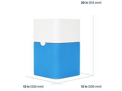 Blue by Blueair 211-220 Air Purifier 220-240V 50/60HZ
