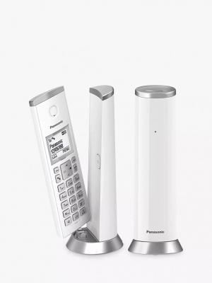 Panasonic KX-TGK222 Cordless Phone with Answering Machine ( Hands Free Functionality, Low Radiation ) NOT FOR USA