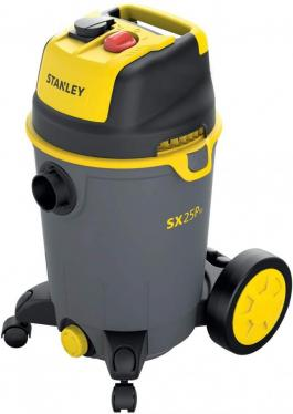 Stanley SXVC20PE Wet and Dry Vacuum Cleaner,  25 Liters tank  220-240 VOLTS  NOT FOR USA