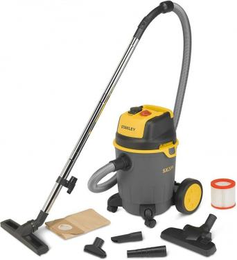 Stanley SXVC20PE Wet and Dry Vacuum Cleaner, 20 Liters tank  220-240 VOLTS   NOT FOR USA.