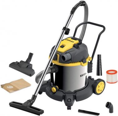 Stanley, Wet and Dry Vacuum Cleaner, 51697 220 240 VOLTS  NOT FOR USA