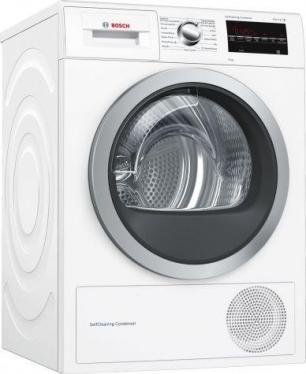 Bosch WTG86400WH 220 volt 50 hz Dryer Condensing 220v 240 volts self condensing 50hz  220-240 VOLTS NOT FOR USA
